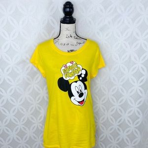 5 for $25| Mickey Mouse Minnie Forever Tee